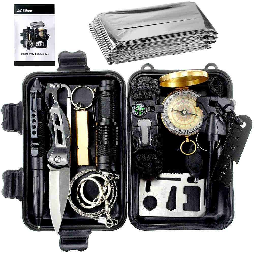 ACEIken Emergency survival kit
