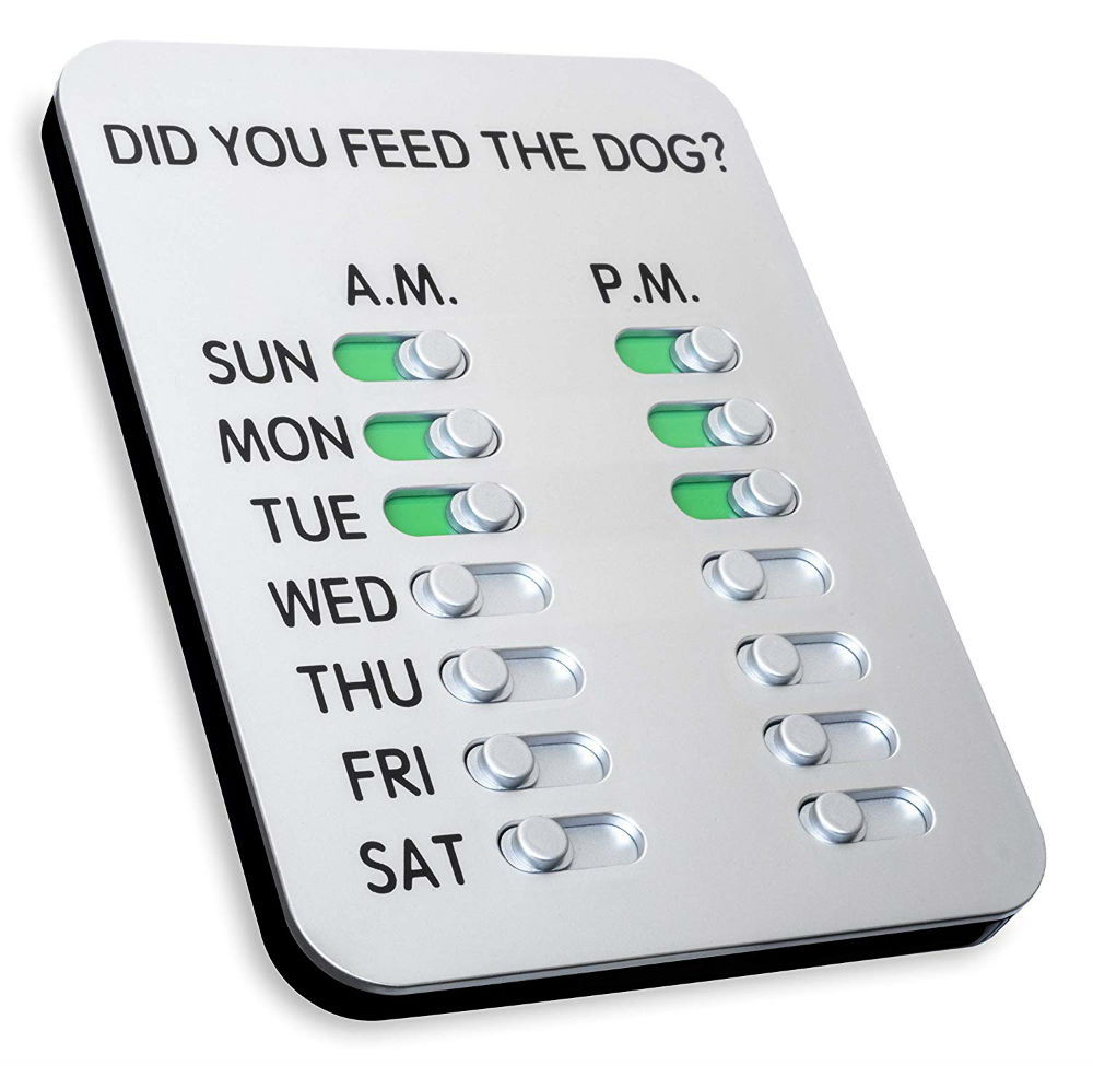 Dog Food Tracking Device
