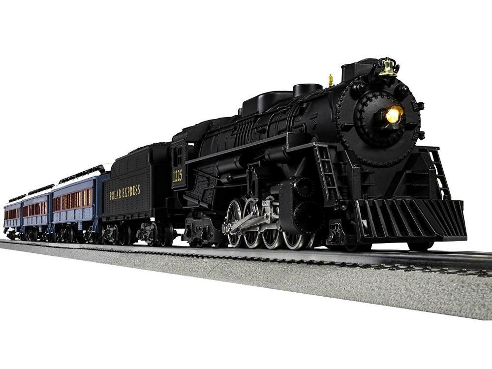 Lionel Remote Control Train Set