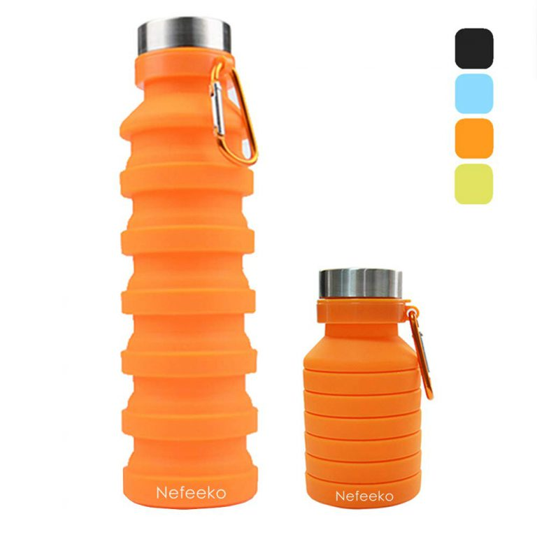 Nefeeko Collapsible Water Bottle
