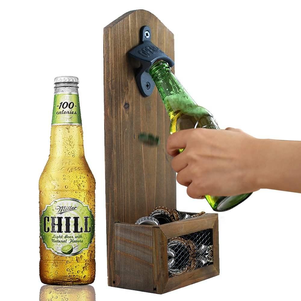 ZGZD wall mounted bottle opener
