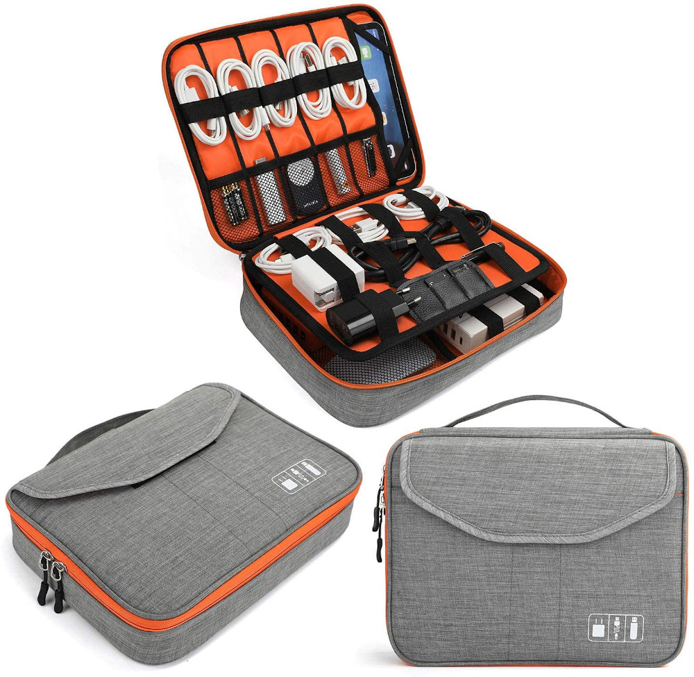 Jellycomb Electronics Travel Bag