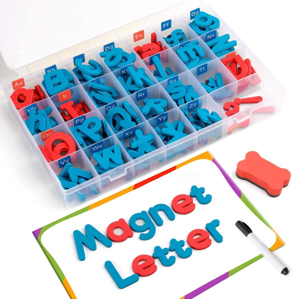 Magnetic Letter Toy Kit