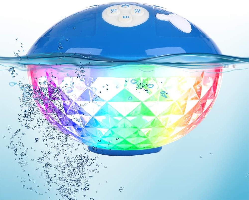 Blufree Colorful Light Bluetooth Speaker