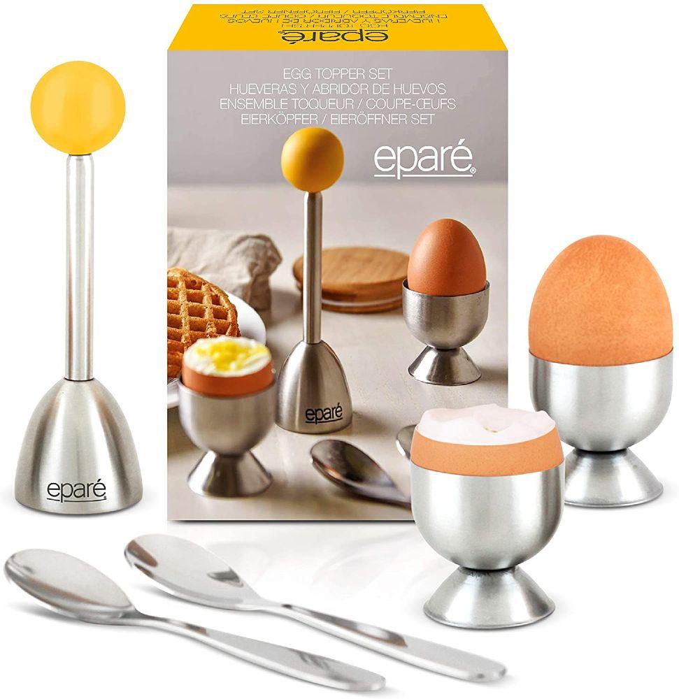 Eparé Egg Topper Set