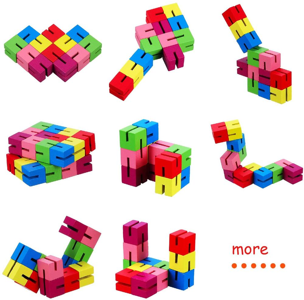 Gejoy Mini Fidget Puzzles