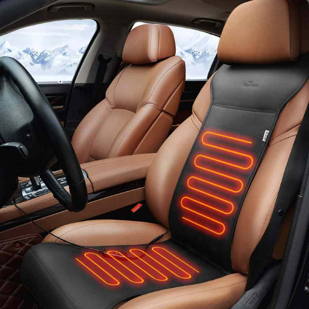 KINGLETING Heated Cushion Seat