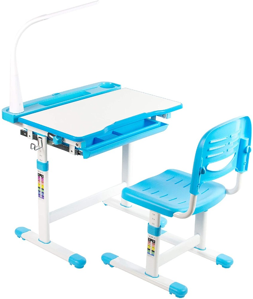 VIVO Adjustable Children's Desk and Chair