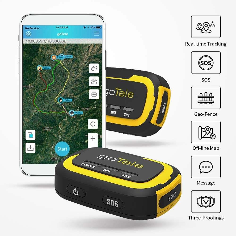 go tele GPS tracker