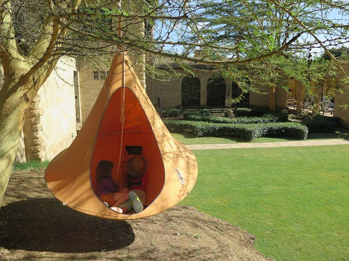 vivere hanging tent cacoon