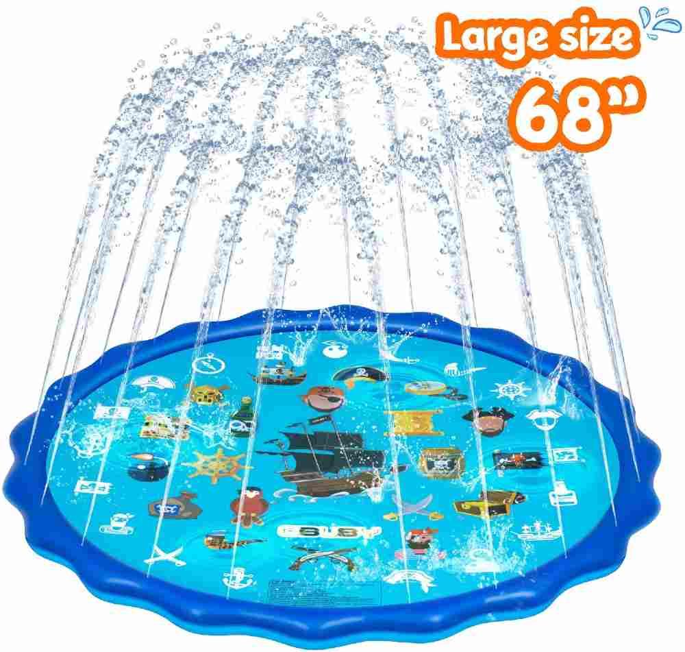 Obuby Splash Play Mat