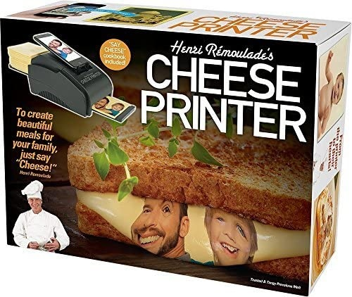 Prank Pack Cheese Printer