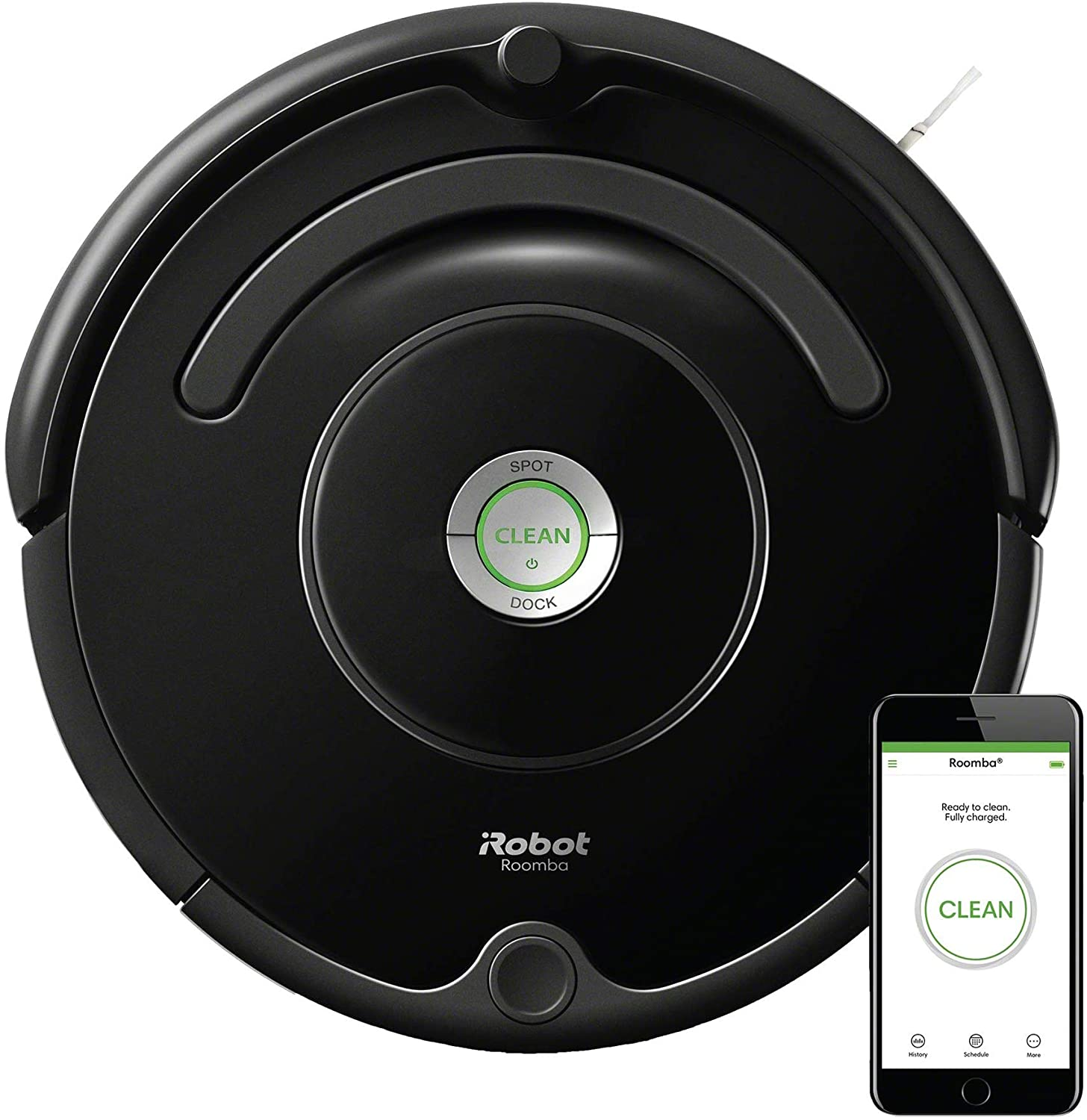 A Robot Vacuum with Unique Innovative Features
