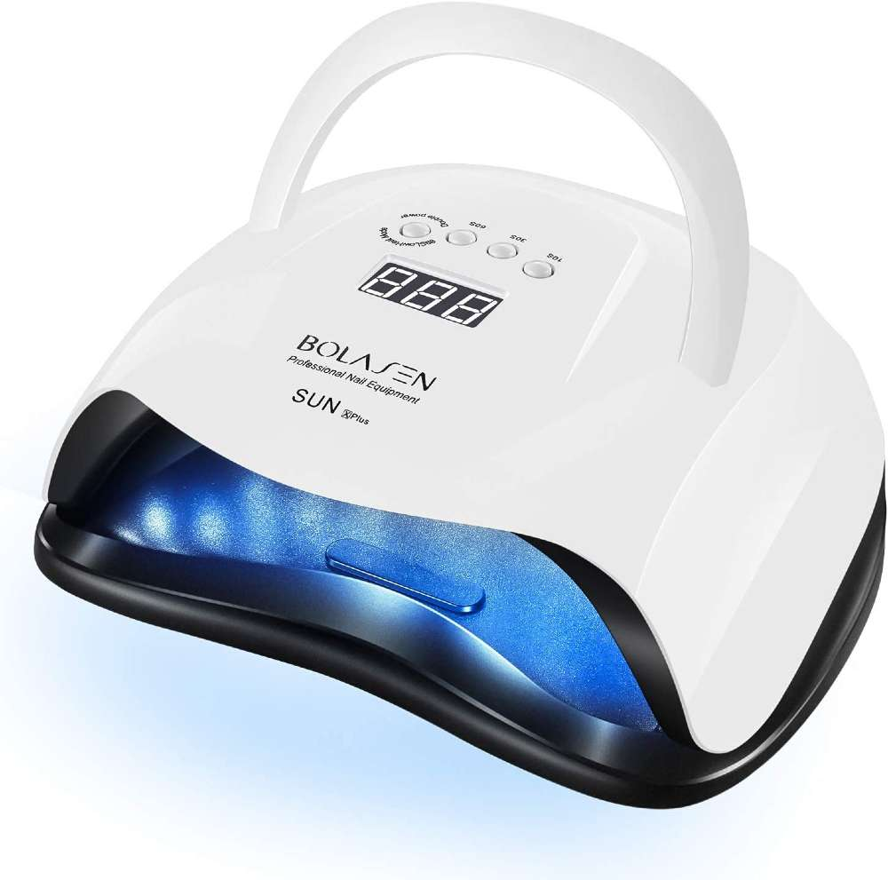 BOLASEN UV LED Nail Lamp