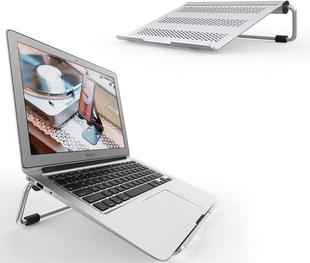 Lamicall Adjustable laptop stand