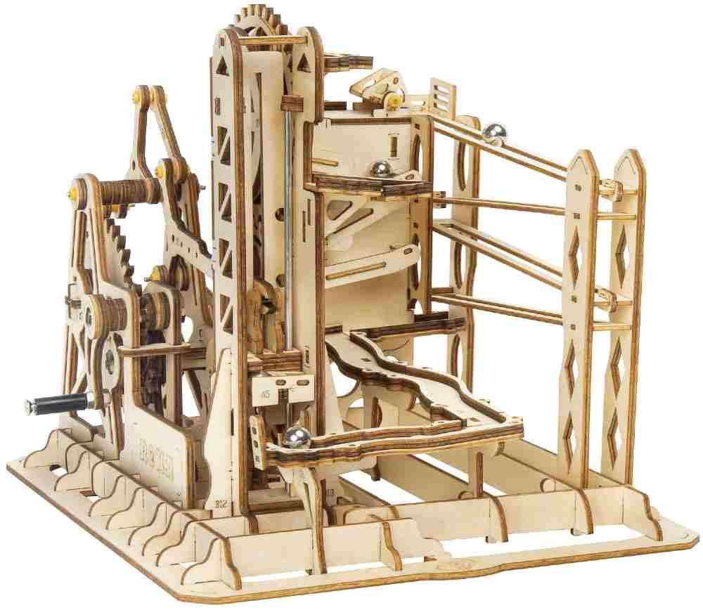 ROKR Marble Run Model Kit