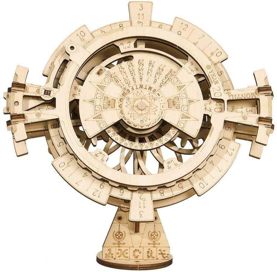ROKR Perpetual Calendar Model Kit