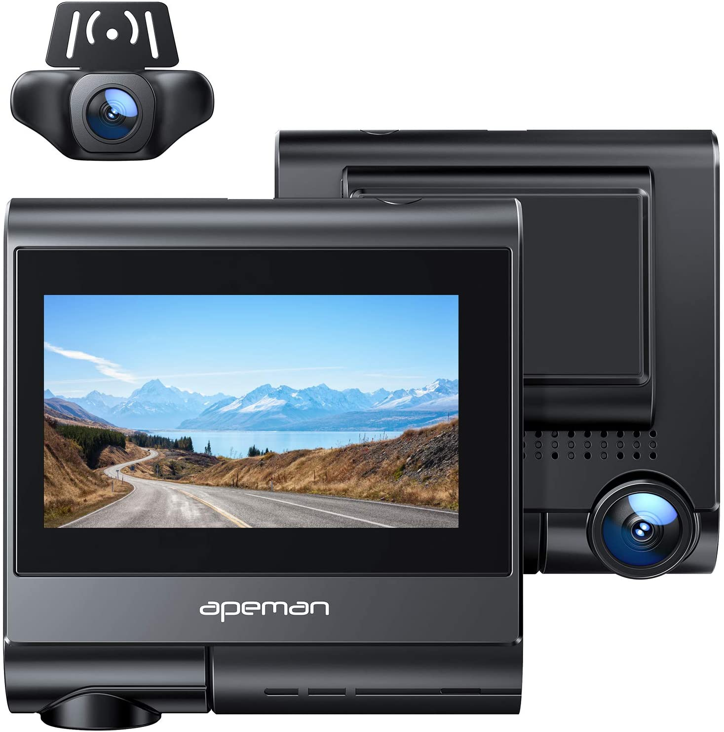 The New 4K DashCam with Best Features for your Cool Car