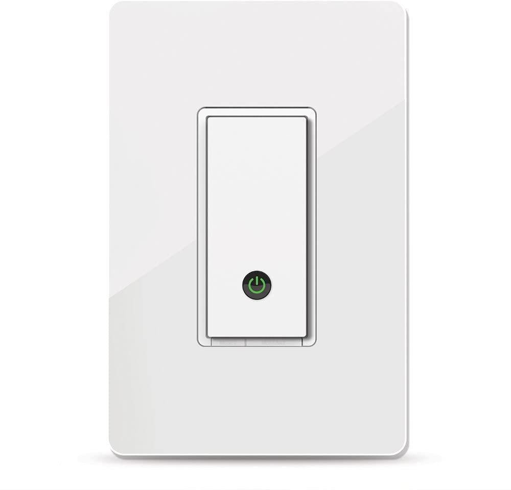 WeMo wireless Light Switch