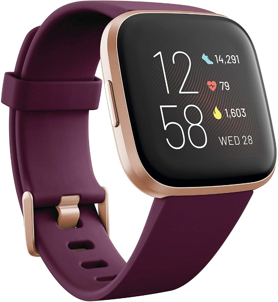 Fitbit health and fitness smartwatch