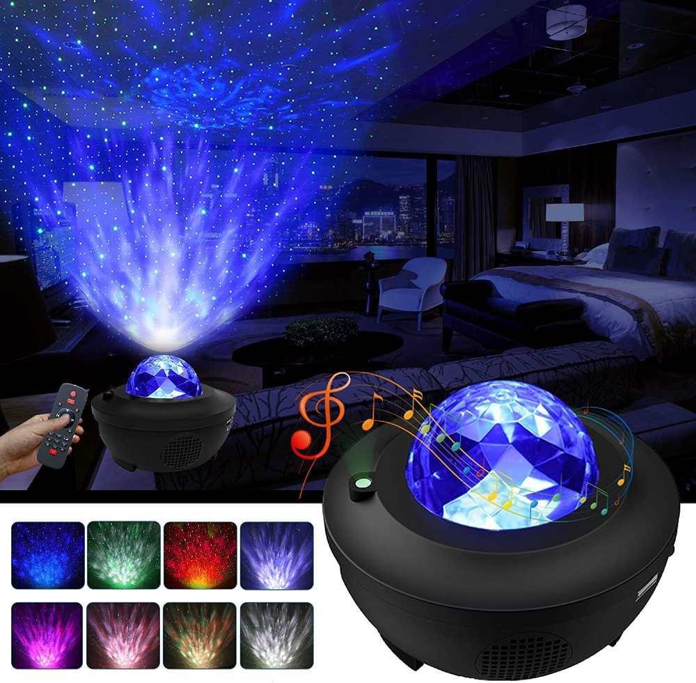 LBell Sky Night Light Projector