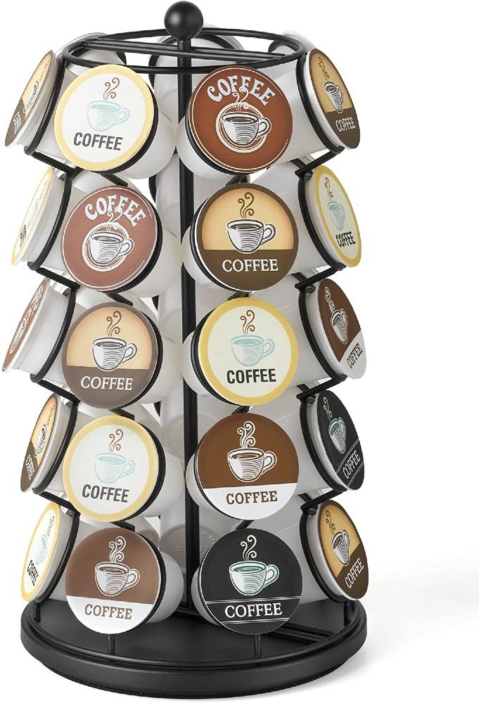 Nifty K-Cup Carousel
