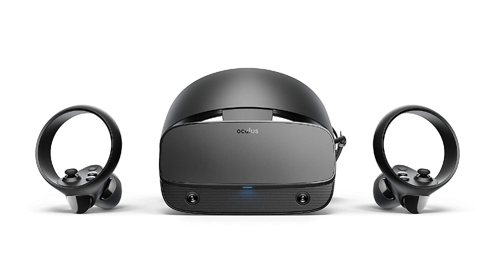 Oculus PC-Powered VR Gaming Headset