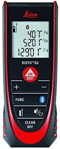 Leica Laser Distance Measurer