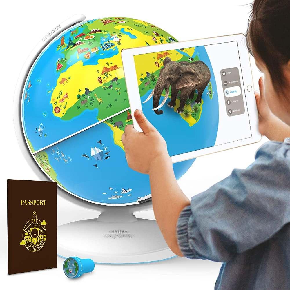Shifu Orboot Globe App