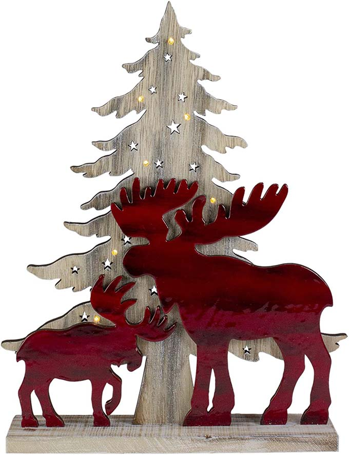Best Christmas Moose Decor To Put Up This Christmas